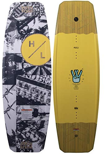 Hyperlite 2021 - Cavo Wishbone Wakeboard, 138 cm