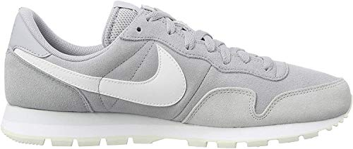 Nike Air Pegasus 83 LTR, Zapatillas de Running para Hombre, Gris (Wolf Grey/White/Pure Platinum/Off White/White 002), 39 EU