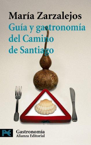 Guía y gastronomía del Camino de Santiago (El libro de bolsillo - Varios)