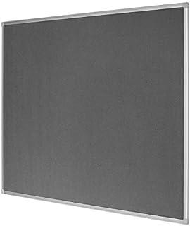 Notice board-Felt-Grey-60cm x 90cm