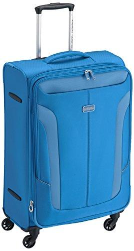 American Tourister Maletas y trolleys, 68 cm, 75 L, Azul