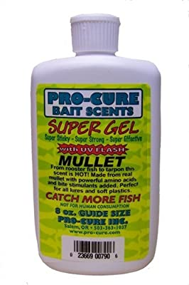 Pro-Cure Mullet Super Gel, 8 Ounce