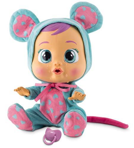 Bebés Llorones Lala - Muñeca interactiva que llora de...