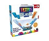 Noris 606101799 – Tetris Duell, das packende Eins-gegen-Eins Strategiespiel für Groß und Klein,...