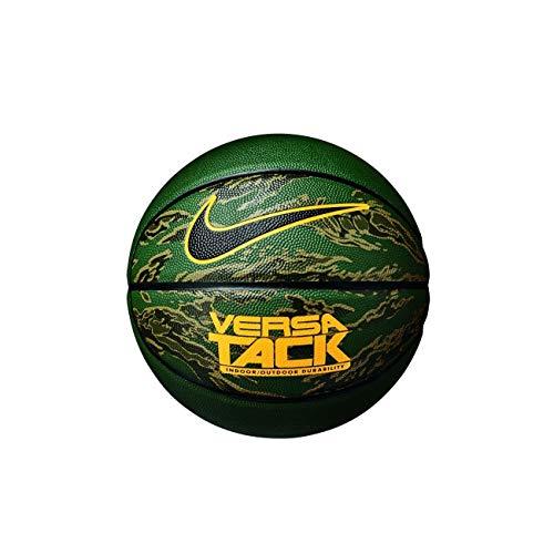 Nike Unisex-Adult Versa Tack 8P Basketball, Cosmic Bonsai/Sequoia/Black/University Gold