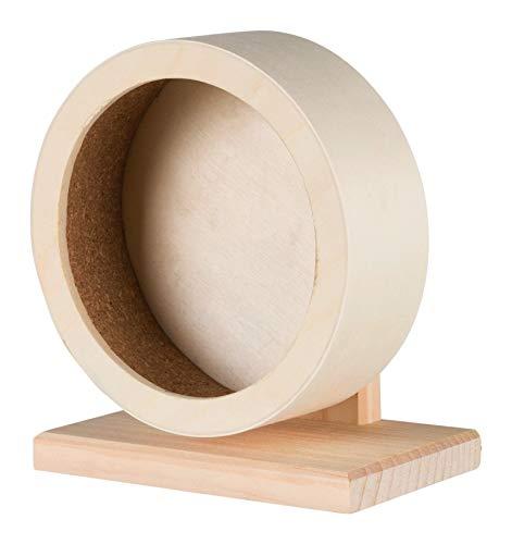 Trixie 60921 Holzlaufrad, 15 cm