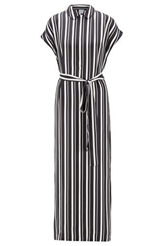 BOSS Casual Damen Kleid Eriga Schwarz 38