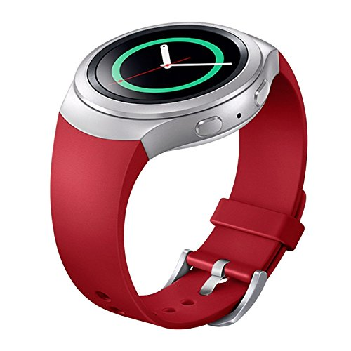 Gear S2 Correa, Venter® Samsung Smartwatch Reemplazo Correa for Samsung Gear S2 (Not Fit Gear S2 Classic SM-R732 and Gear S2 3G SM-R730 version)