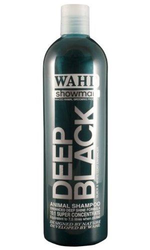 Wahl - Showman Tiefschwarz Shampoo x 500 Ml