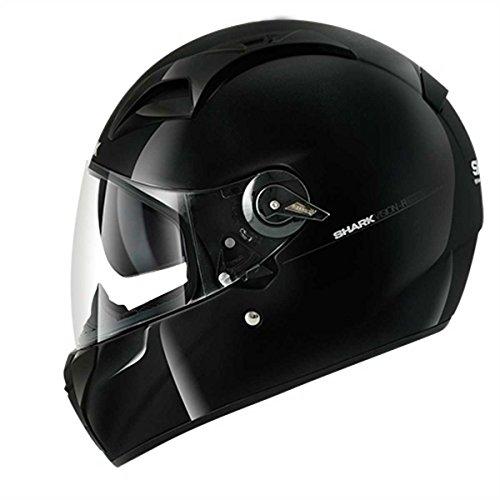 Shark – Motorradhelm – Shark Vision-R Series 2 Blank BLK – XS