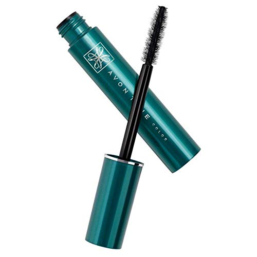 Avon True Color Super Shock Volumizing Mascara Black