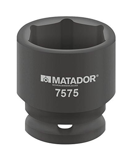 MATADOR 7575 0700 Juego de llaves de vaso métricas, 70mm