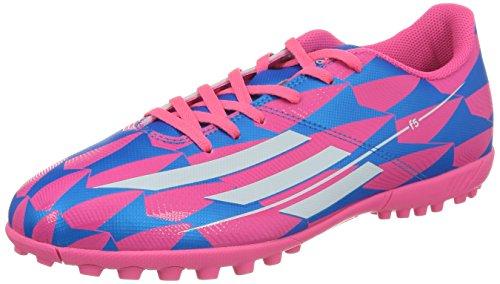 adidas, F5 TF, Scarpe Sportive, Uomo, Multicolore (Sopink/C White/sol Blu), 41 1/3