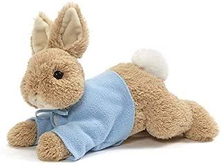 GUND Peter Rabbit Laying Down Plush Stuffed Bunny, 12