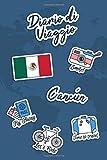 Diario di Viaggio Cancún: Diario di viaggio da compilare   106 pagine, 15,24 cm x 22,86 cm   Per accompagnarvi durante il vostro soggiorno
