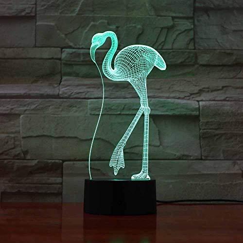 Lámpara De Ilusión 3D Lámpara De Luz Nocturna Led Luces Nocturnas De...