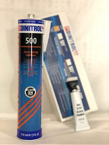 Kit Pegamento Luna Parabrisas Rapido 501 FC 400 mililitros