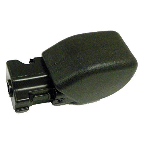 Bumper End Cap, Right, Front (No CEE)