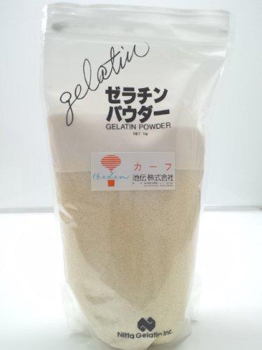 新田ゼラチン 粉末ゼラチンカーフ1kg1kg