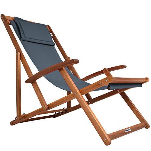 Deuba -  Liegestuhl Deckchair