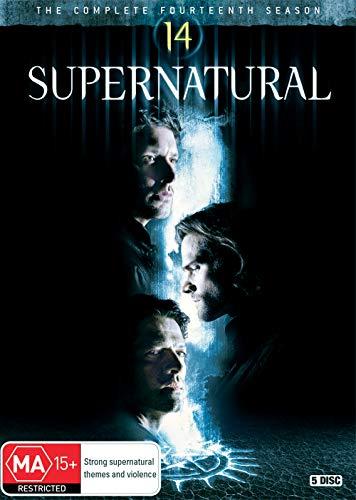 Supernatural: Season 14 in Englisch - ohne deutsche Sprache [5-Disc DVD Set]