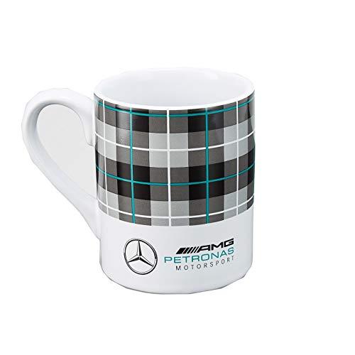 Fuel For Fans Unisex Formel 1 Mercedes-AMG Petronas Team-Tasse, Mehrfarbig, 310 ml