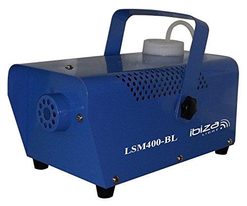 Ibiza LSM400-BL Nebelmaschine, Blau