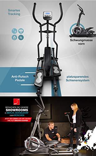 Sportstech CX630 Profi Crosstrainer inkl. Pulsgurt vorgestellt - 2