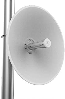 Cambium Networks ePMP Force 300-25 5 GHz High Performance Radio + High-Gain Dish Antenna - Integrated Radio Solution - Wireless Subscriber Module - (FCC) (US Cord) - (C058910C102A)