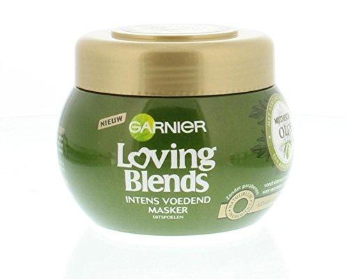 Garnier Loving Blends Masker Olijf, 300 Ml