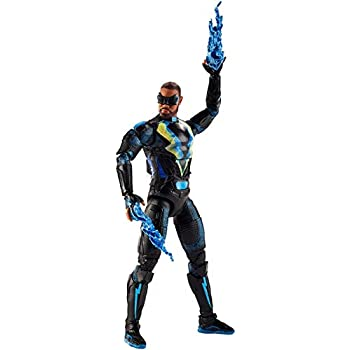 DC Comics Multiverse Figura de Acción de 6 pulgadas, Mammoth Colección Black Lightning