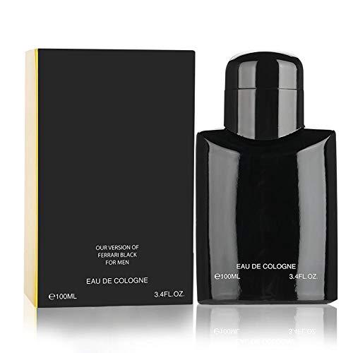 100ml Hombres Colonia Perfume Aroma de madera Perfumista Caballero maduro Fragancia duradera