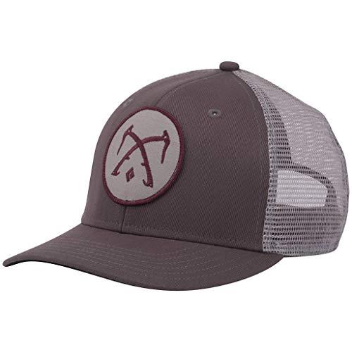 Black Diamond Sombrero de Bombardero, Slate/Nickel, Talla Única Unisex Adulto