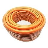 ZTMN Tubo da Giardino, Diametro 15 / 18mm, Tubo Flessibile per Tendine Addensato per Uso Domestico, irrigazione antigelo per Lavaggio Auto (Colore: 5m (16.4ft), Dimensione: 15mm)