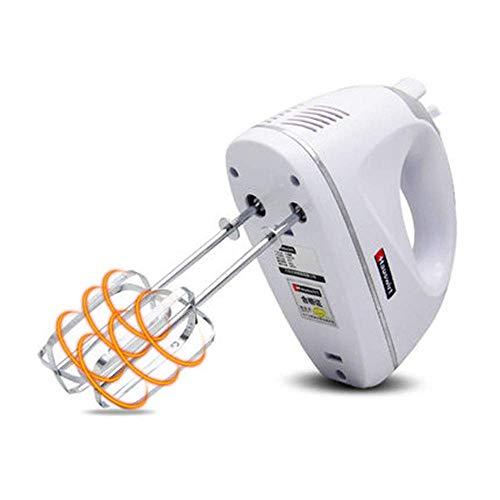 Batteur à Oeufs Vertical électrique Domestique Automatique et Machine à pâte 5 Vitesses contrôle Portable 300 Watts de Haut