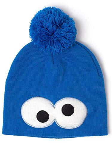 Sesame Street Cookie Monster Beanie Blue