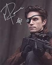 MICHAEL ROWE as Deadshot / Floyd Lawton - Arrow GENUINE AUTOGRAPH