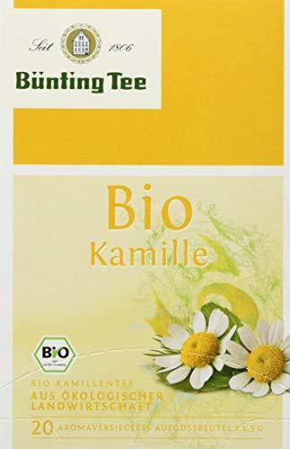 Bünting Tee Bio Tee Kamille  (1 x 30 g)