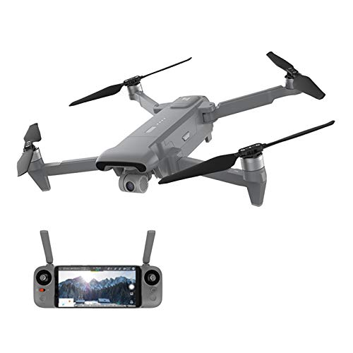FIMI X8 SE 8KM FPV Drohne mit 4K Kamera, 3-Achsen Anti-Shake Gimbal Drone Optical Flow Positioning Professioneller RC Quadrocopter WiFi FPV RTF GPS Drone (Grau)
