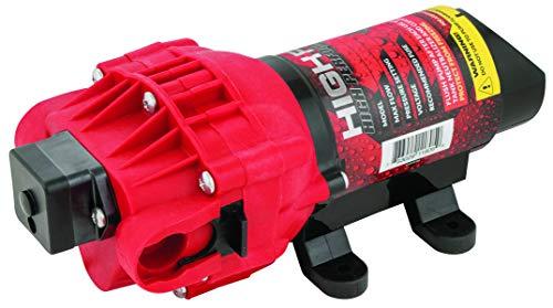 Fimco 5151087 Flo High Performance 12V Diaphragm Sprayer 2.4GPM Demand Pump