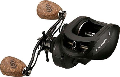 13 Fishing Concept A3 Concept A3 Baitcast Reel - 6.3: 1 Gear Ratio - Left Handed (300 Size) (Fresh+Salt),