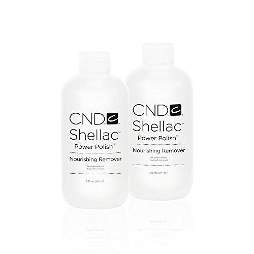 CND Shellac UV/LED Power Polish Nourishing Remover, 500 ml