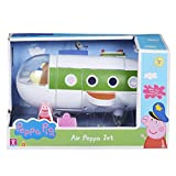 Peppa Pig 06227 Figurine Air Peppa Jet, CO06227, Multicolore