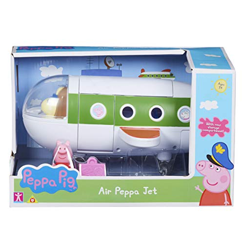 Peppa PEP06227 Wutz Toy, Multicolored
