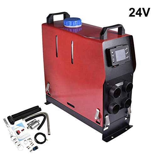 Best Buy! cobud Heater Set,Parking Air Diesel Fuel Heater Set 5KW 12V24V for Car Truck Bus,Smooth, A...