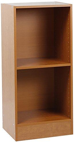 Tumueblekit Bücherregal Büro, Melamin, 90x 42x 33cm 90x42x33 cm Kirsche