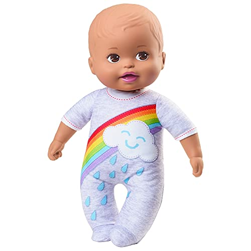 Muñeca Little Mommy Mi Primer Abrazo Latina