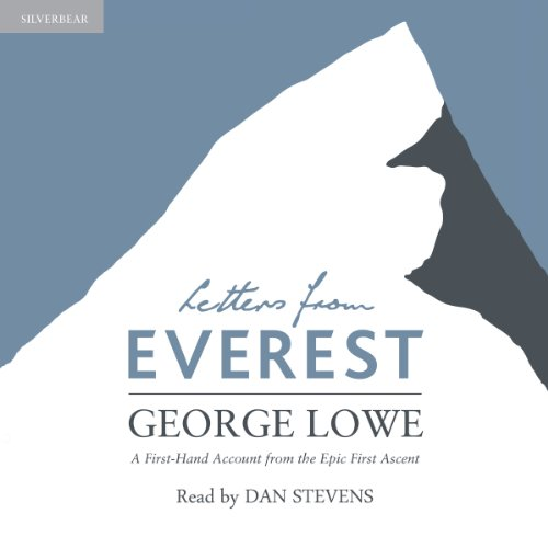 Letters from Everest cover art