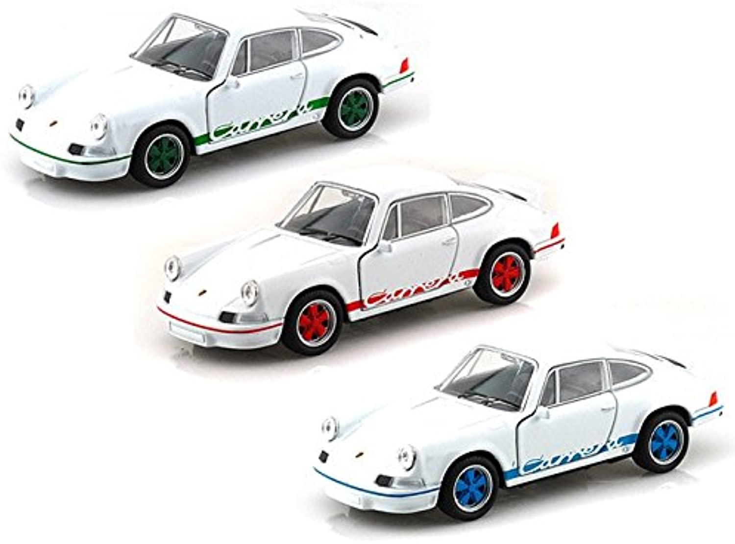 Set of 3  1973 Porsche Carrera RS 1 38