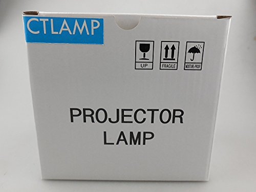 CTLAMP Professional Projector Lamp Bulb with Housing Compatible with INFOCUS LP70 LP70+ M2 M2+ DP1000X